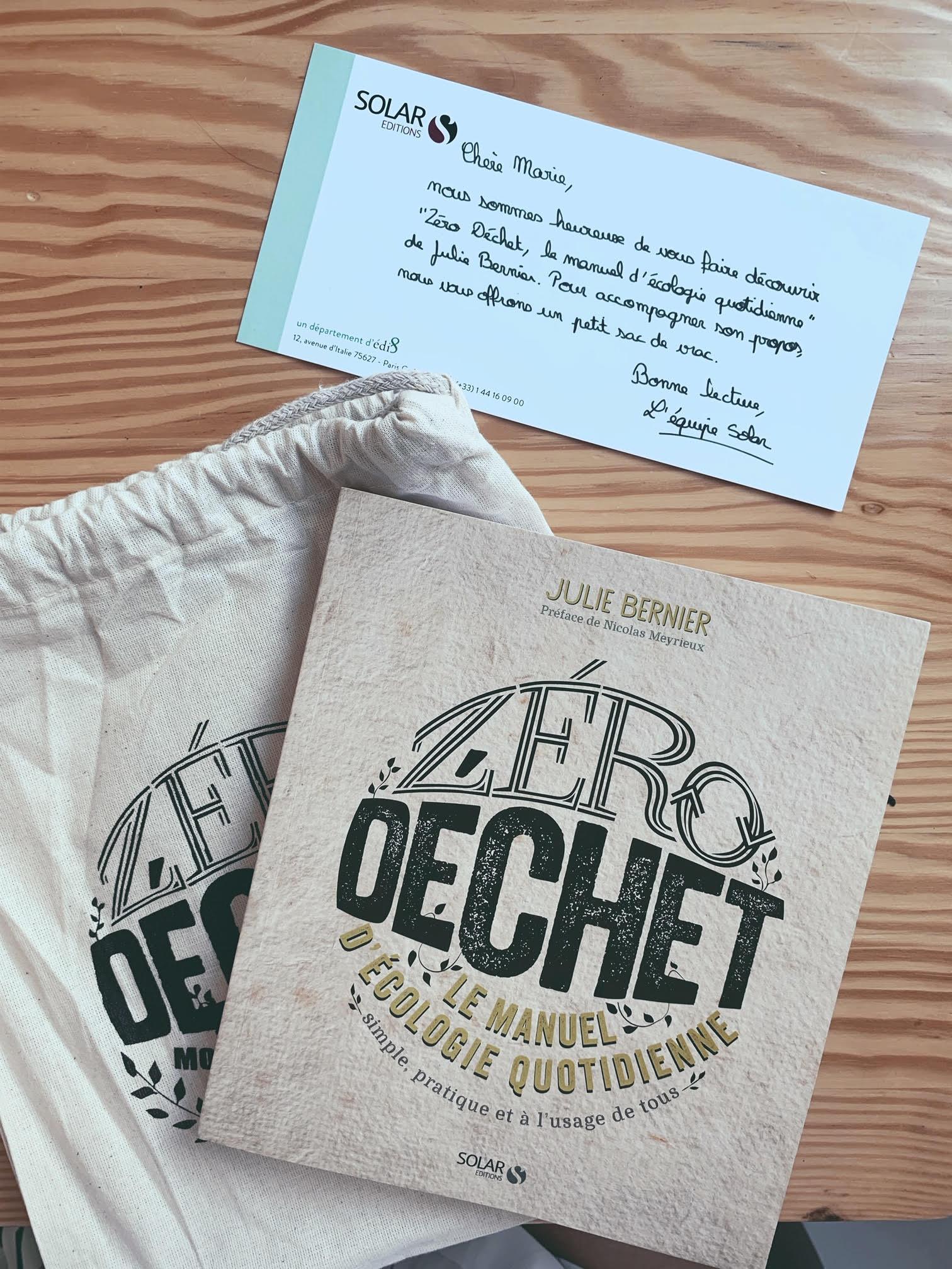 Livre Zero Dechet Le Manuel D Ecologie Quotidienne En